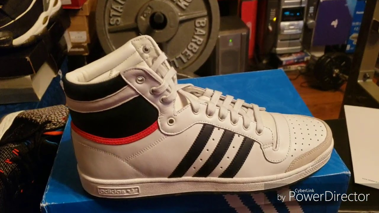 new style d906f ce558 40th Year Edition of the OG Adidas Top Ten! Where is the SHOES  SHOETUBERS