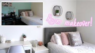 EXTREME Bedroom Makeover!! 🛏