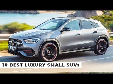 10 Best Small Luxury Suv 2020 Roomy And Premium Youtube