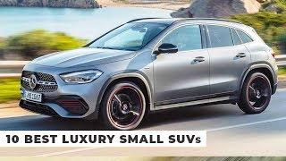 10 Best Small Luxury SUV 2020 – Roomy and Premium !