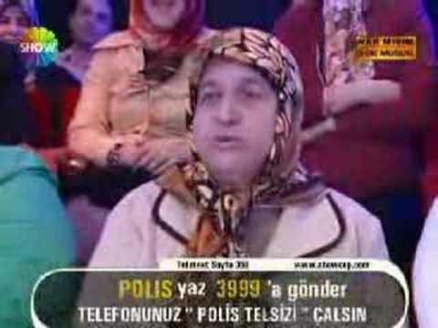 Mevlüt' ün Annesi Naciye Teyze Kırdı Geçirdi :)