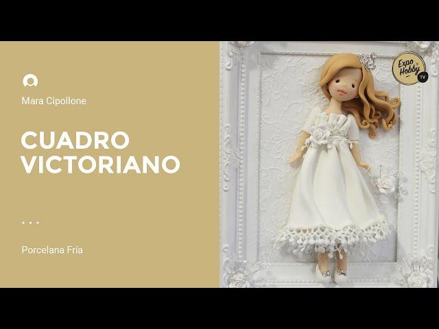Expohobby TV (T04 - E20) Mara Cipollone - Porcelana fría