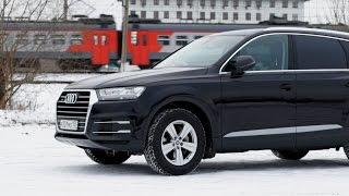 2017 Audi Q7. Отзыв владельца о качестве. Обзор от Лиса Рулит.(2017 Audi Q7. Отзыв владельца о качестве. Обзор от Лиса Рулит. Купить авто без обмана здесь: https://autospot.ru +++++++++++++++++++++..., 2016-12-08T08:00:00.000Z)