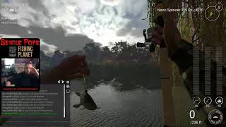 Fishing Planet: New York Walleye and Pike