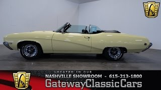 1969 Buick GS Convertible - Gateway Classic Cars of Nashville #236