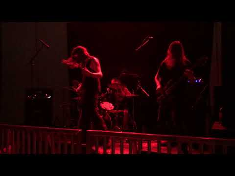 Dead Void - Live at The Abyss Underground Festival 2018 - almost Full show