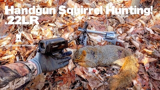 Killed A Squirrel With My Handgun! || Ruger Single-Six || Vlog || #005