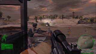 Delta Force: Black Hawk Down - Shore Patrol [1080p60 Walkthrough - GTX 750Ti - 10/16]