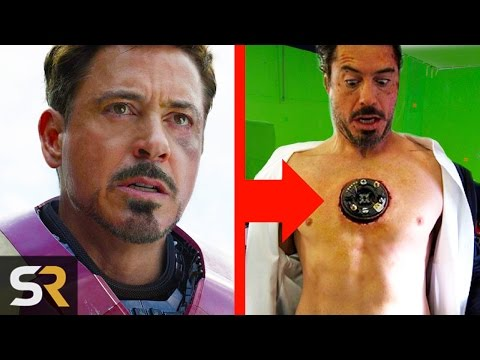 10 Secret Movie Moments That Actors Don't Want You To See!