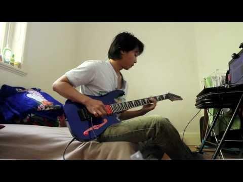True Worshipper - Nyanyi Bagi Dia ( Guitar Cover ) With Keyboard Solo Cover
