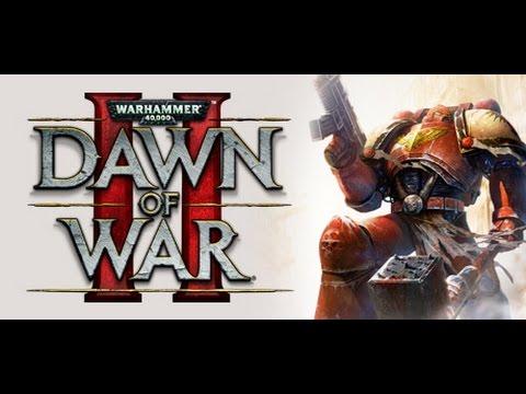 Dawn of War II Gameplay Part 4  