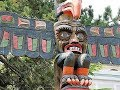 Victoria First Nation Totems