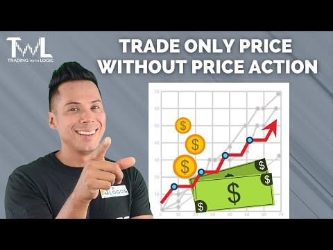 Trade only  PRICE without PRICE ACTION