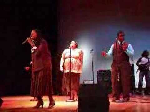 Darcel Blue - Carnegie Music Hall Pittburgh, PA