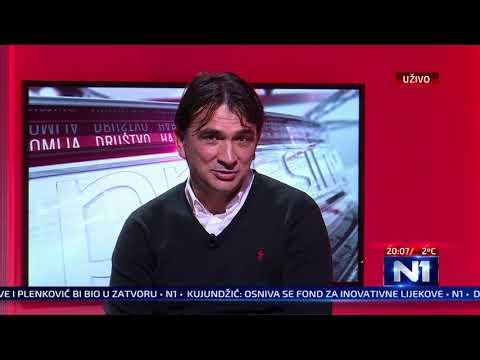 N1 Pressing: Zlatko Dalić (4.12.2017.)