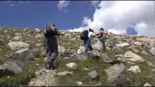 hiking and trekking tour in mongolia walking holidays in mongolia