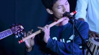 Lukka Chuppi (Flute) By- Taro - Sankalp - @ SPA Utopia 2015
