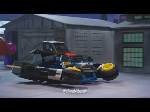 Imaginext DC Super Friends RC Transforming Batmobile | Mattel UK