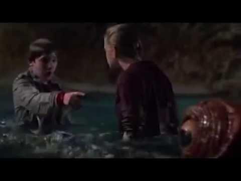 The Love Doctors - Goonies Deleted Octopus Attack Scene!