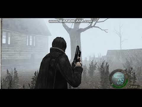 Resident Evil 4 PC - Mod Silent Hill Atmosphere