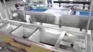 Автомат укладки мыла в гофрокороб (ООО