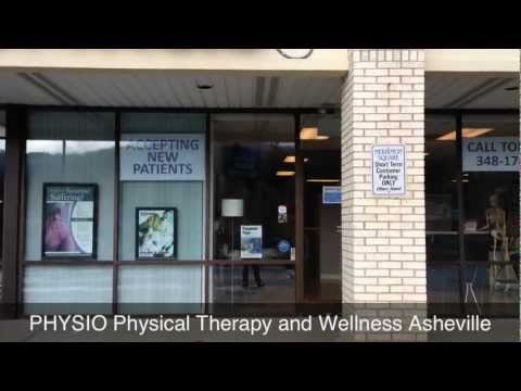 PHYSIO Physical Therapy and Wellness Asheville Tour