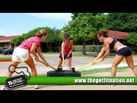 The GetFit Nation Video | Personal Training in Garland