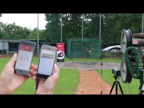 SCOUTEE Smart Radar Gun Accuracy Field Tests