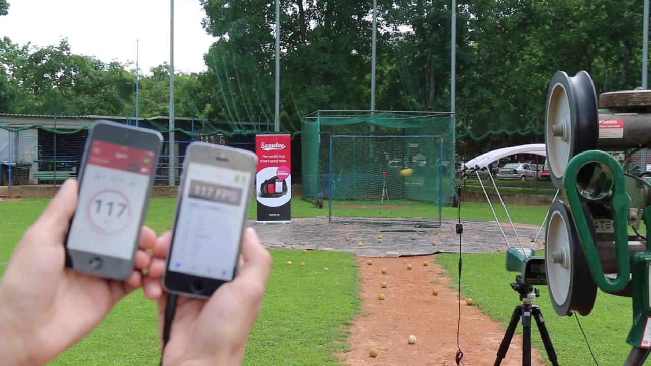 SCOUTEE Smart Radar Gun Accuracy Field Tests