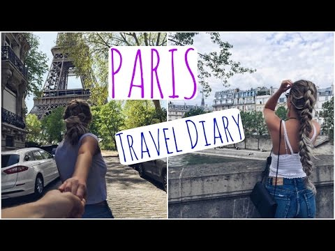 Paris! // Travel Diary + Lookbook