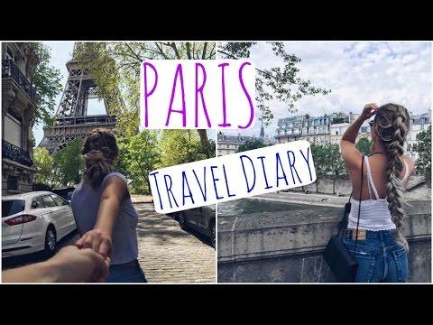 Paris! // Travel Diary + Lookbook