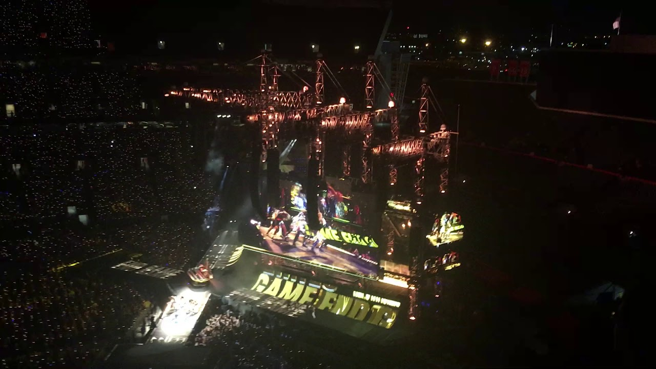 End Game Taylor Swift Reputation Tour Denver Youtube