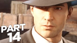 MAFIA DEFINITIVE EDITION Walkthrough Gameplay Part 14 - SERGIO (FULL GAME)