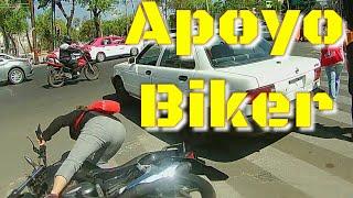 Rodando y Ayudando / apoyo biker thumbnail