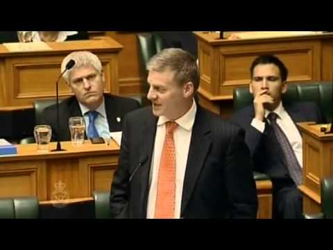 Sledge Of The Day - Bill English