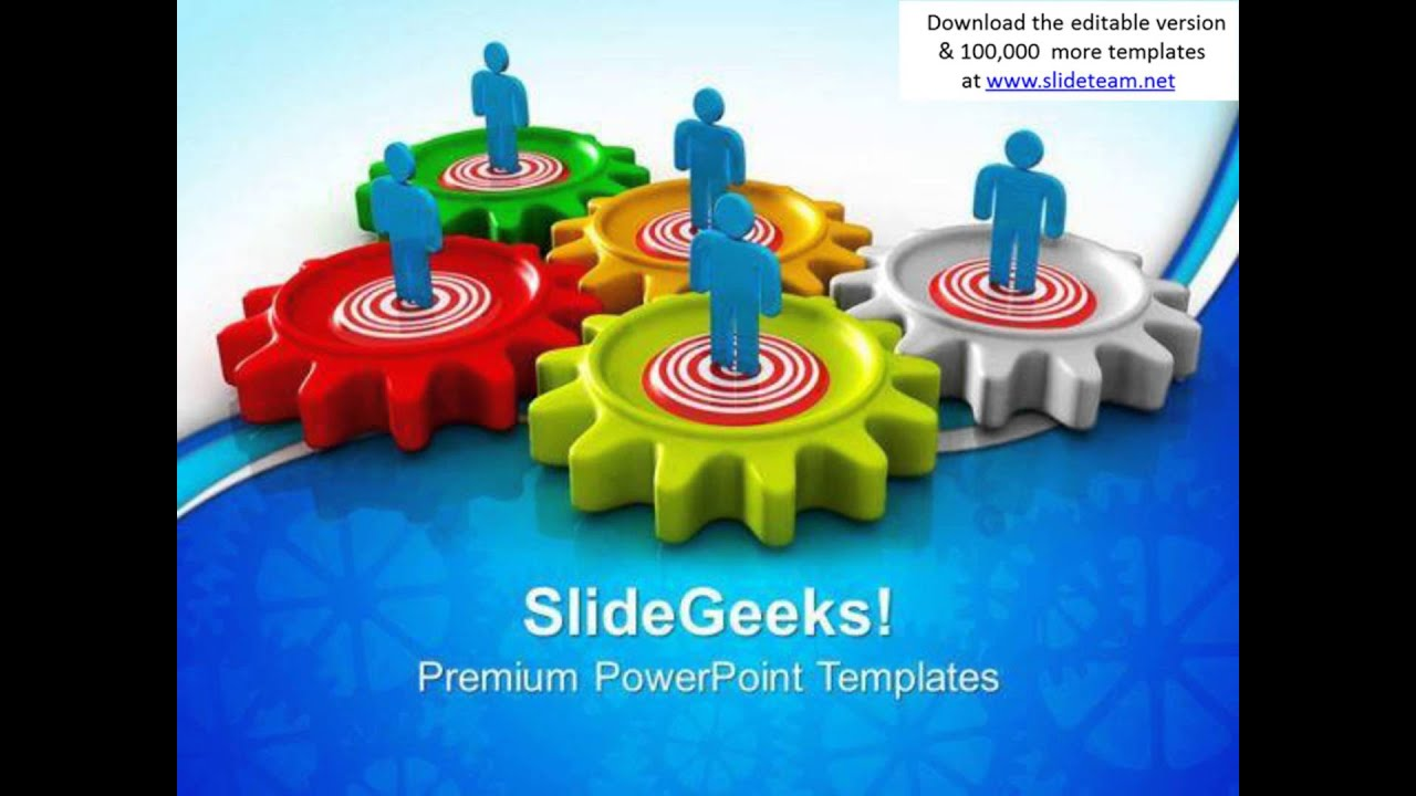 Gears target teamwork powerpoint templates and powerpoint themes gears target teamwork powerpoint templates and powerpoint themes 0612 toneelgroepblik Gallery