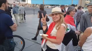 #Aufstehen für Frieden mit Syrien und Russland! Kundgebung Basisgruppe Berlin-Mitte