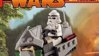 тОП Наборов Lego Star Wars, Нуждающихся в Переиздании!