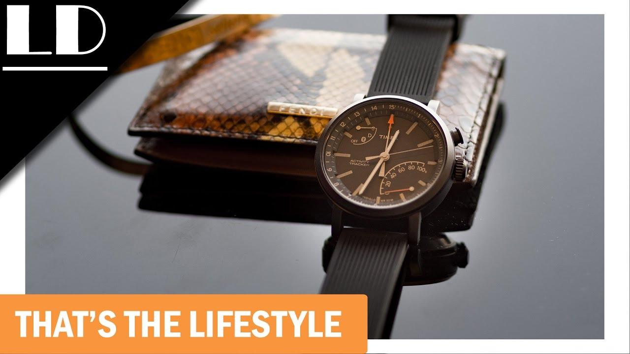 e6a87365c949 Timex Metropolitan + Watch Review! A real smart watch ! - YouTube