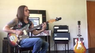 All Original 1963 Fender Jazzmaster Sunburst