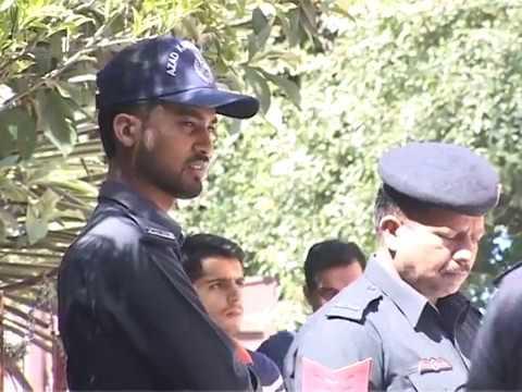 CRIME IN AJK  TAZEEM YASIN  DUNYA TV  MUZAFFARABAD    12 APRIL 2017