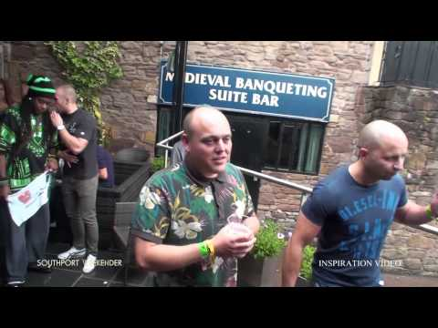 Southport Weekender Courtyard Beat Bar Session Camelot August 2014