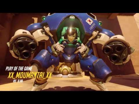 Mei's Golden Gun Gameplay!