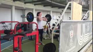 Winter Sport Training Laura Deas - Skeleton
