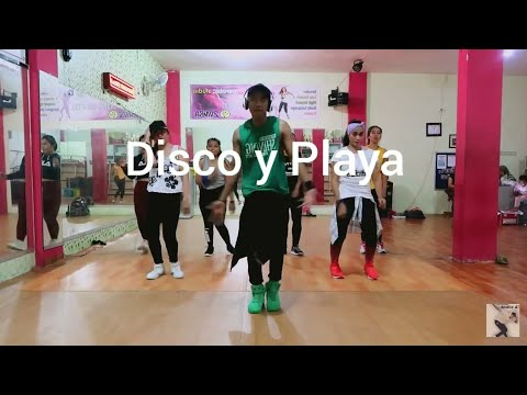 Comando Tiburon - Disco y Playa Choreography At D&39;One Studio Balikpapan