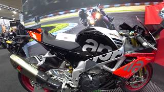 Новинки мотоциклов 2018. Aprilia, KTM, Norton...Часть 2.