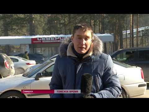 """Нетрезвый водитель на """"КамАЗе"""" протаранил Северский КПП"""