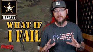 What if i fail something in basic training