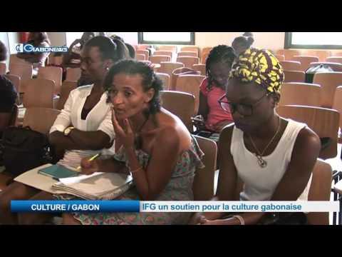CULTURE / GABON:  IFG un soutien pour la culture gabonaise