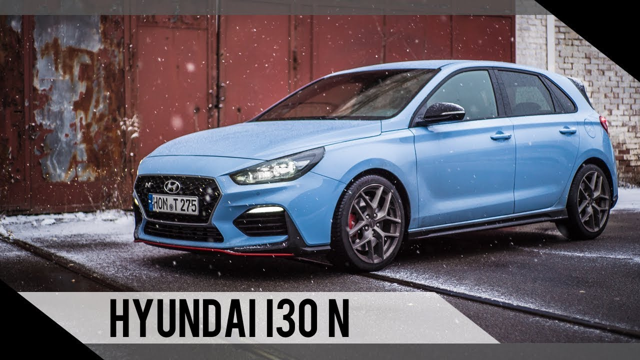 hyundai i30 n performance 2018 2017 test review. Black Bedroom Furniture Sets. Home Design Ideas